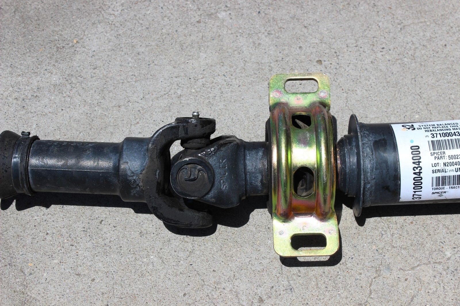 2005 2015 Toyota Tacoma Access Double Cab 44 4wd 40l Auto Rear 2000 4runner Driveshaft 2006 2007 2008 2009 2010 2012 2013 2014