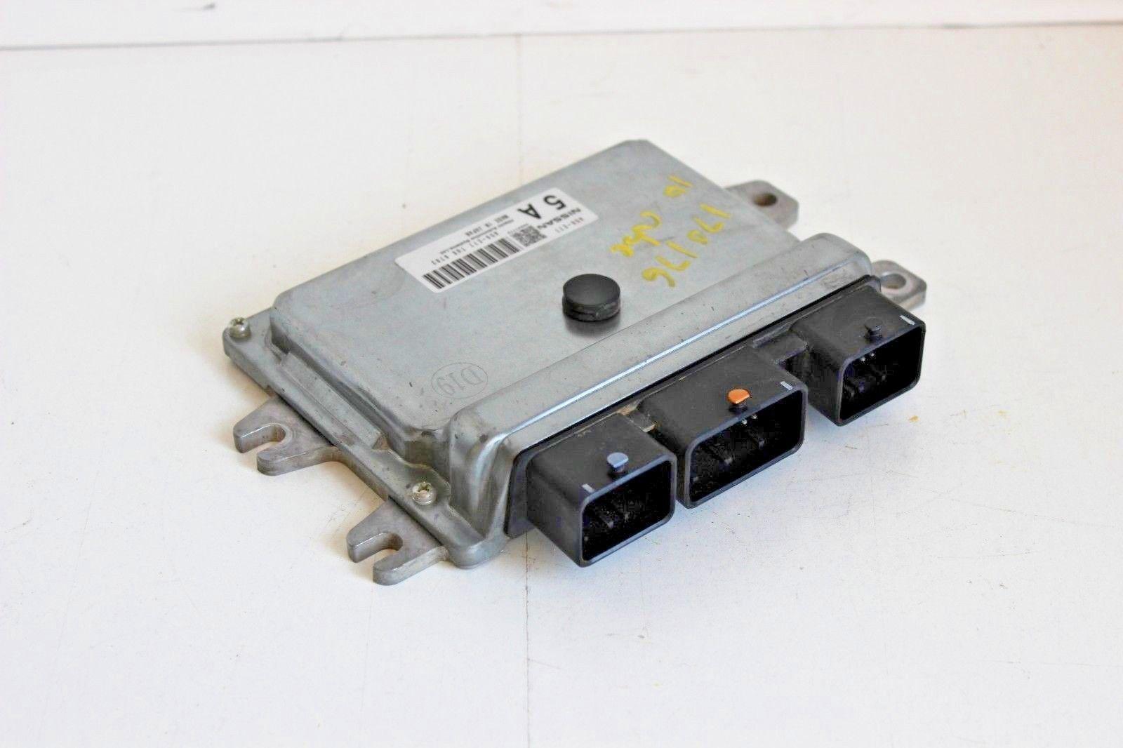 2010 Nissan Cube Engine Computer ECM ECU PCM 1 8L Auto A56-E77 Conv  Ignition OEM