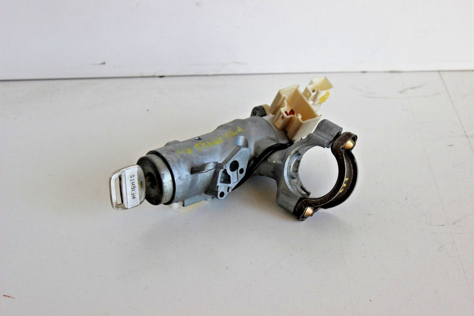 2002 toyota camry ignition switch
