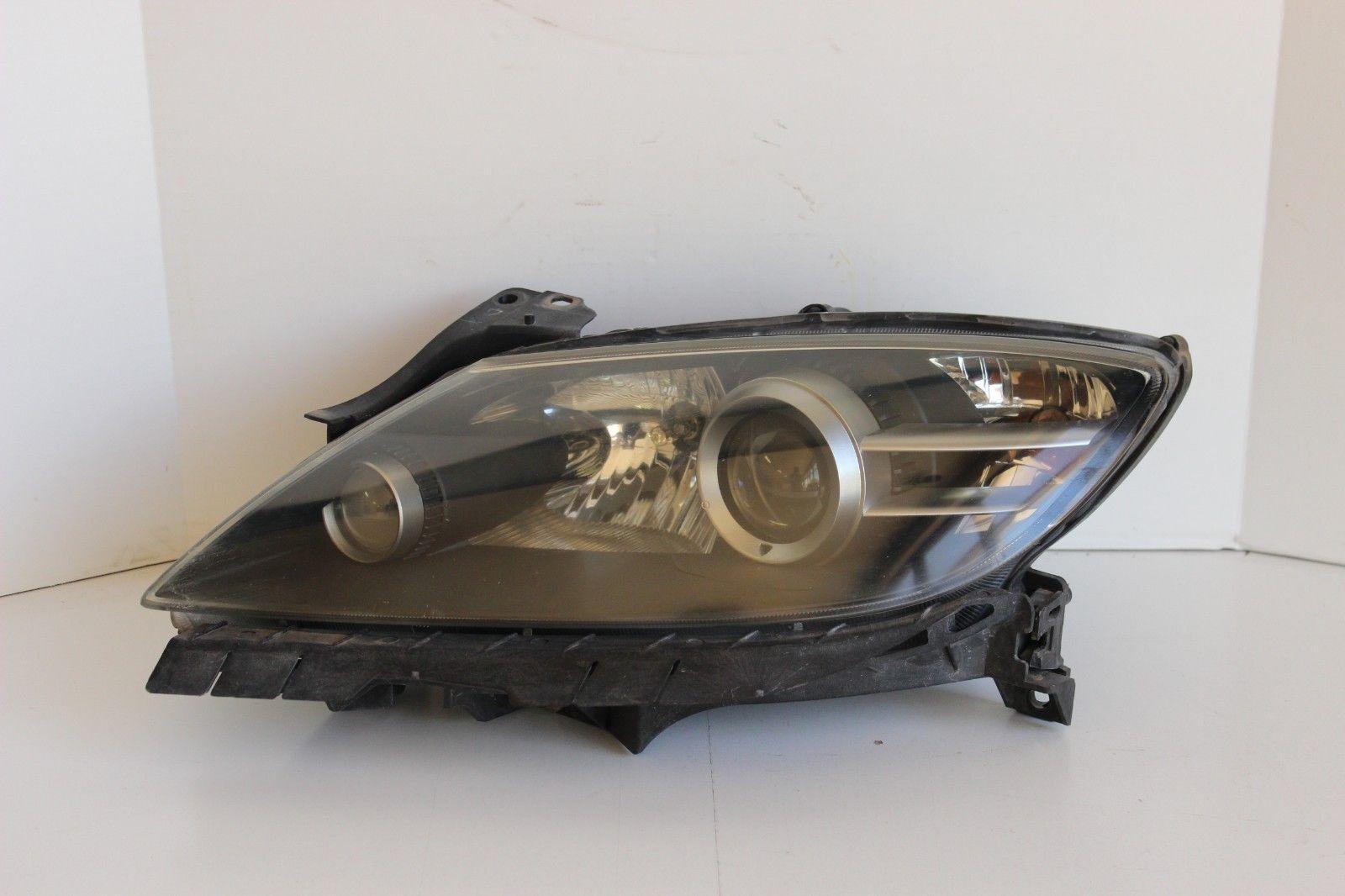 2004 2008 mazda rx8 rx 8 lh left driver side halogen headlight