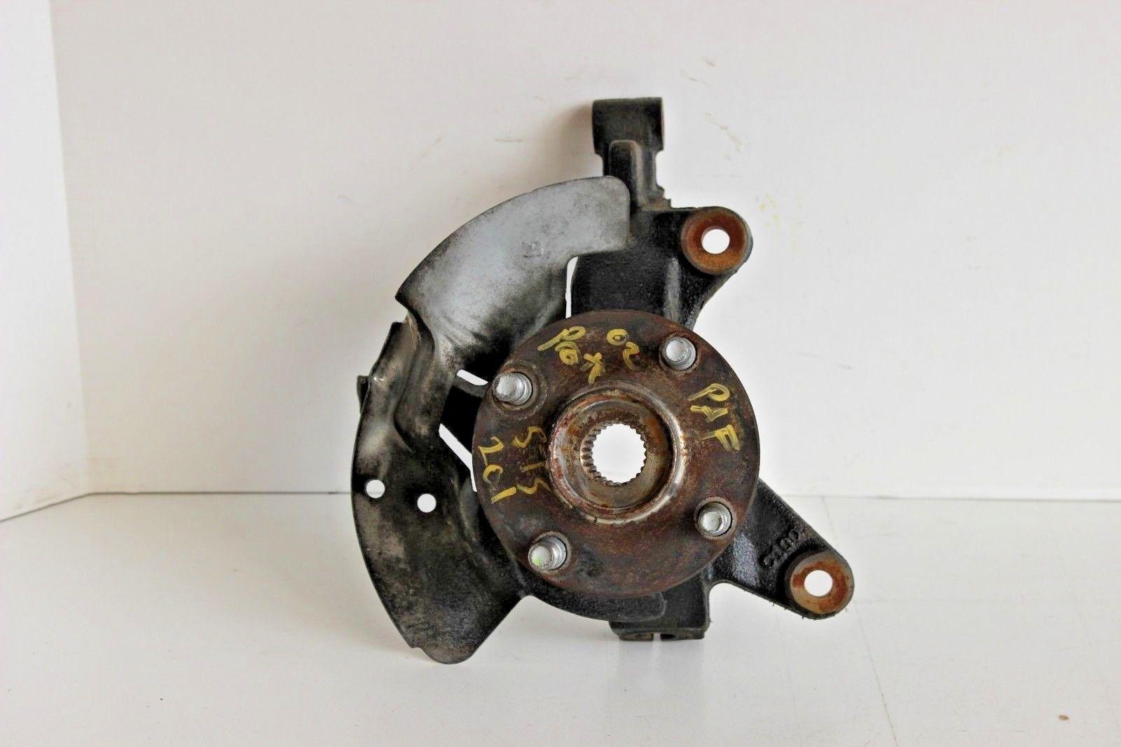 2000 2001 2002 2003 Mazda Protege RH Right Passenger Side Front Spindle Hub  Steering Knuckle Assembly