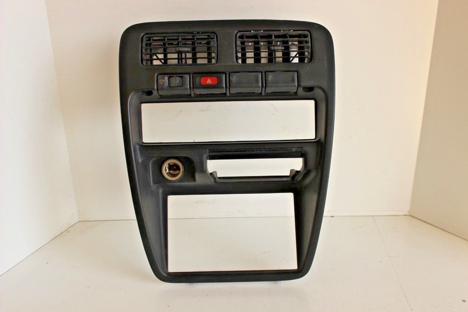 Downtown Import Auto And Truck Recyclers 1994 1995 1996 1997 Nissan Hardbody D21 Radio Dash Faceplate Bezel Trim Oem