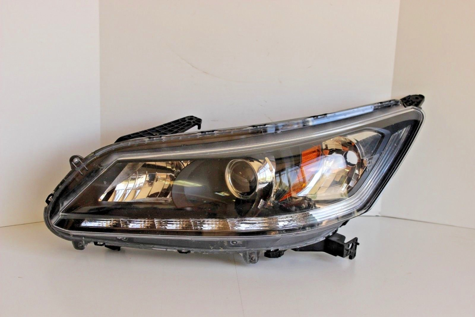 2013 2014 2015 Honda Accord Sedan 35 Lh Left Driver Side Headlight 2006 Acura Tl Headlamp Wiring Harness