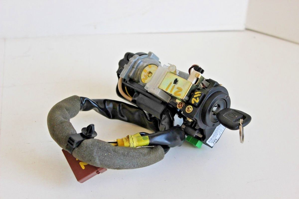 1999 2000 2001 2002 2003 Acura Tl Ignition Lock Switch Cylinder With Key