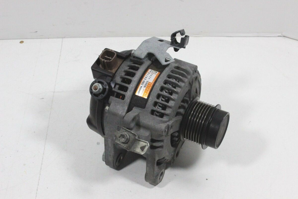 Saab 9-3 convertible 1.9 2006 2007 2008 2009 2010 2011-2015 alternator