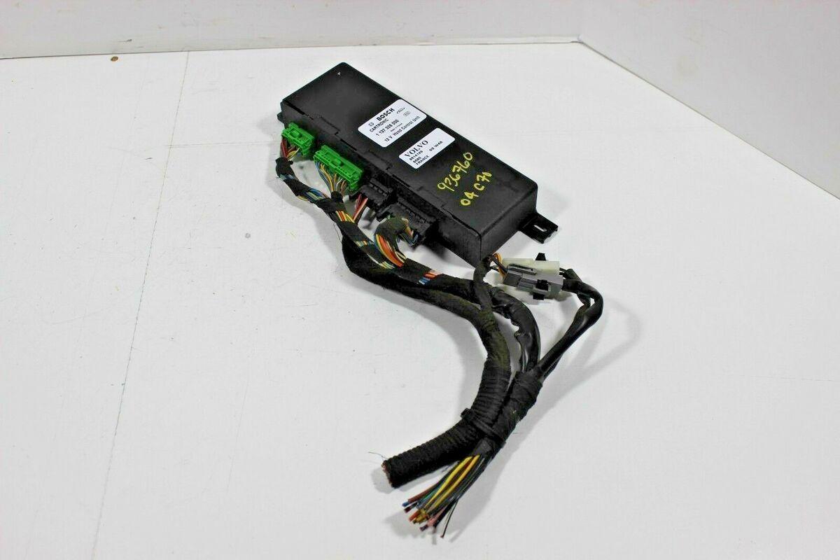1998 1999 2000 01 02 03 04 Volvo C70 Convertible Top Control Module 8614149  OEM
