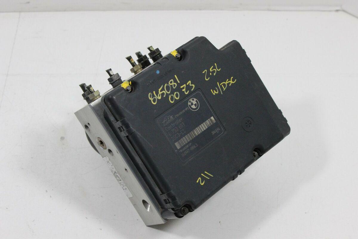 JAGUAR S-TYPE ABS BRAKE MODULE PUMP 2000 2001 2002