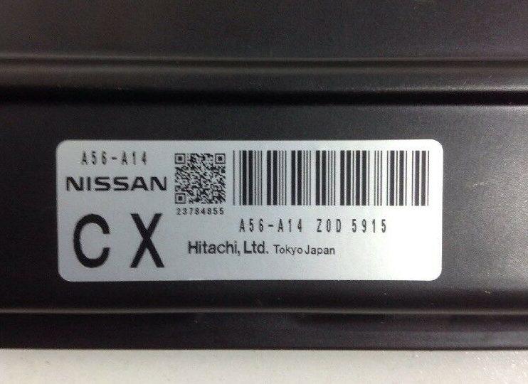 2006 Nissan Maxima Engine Computer ECU ECM PCM 3 5L Automatic A56-A14
