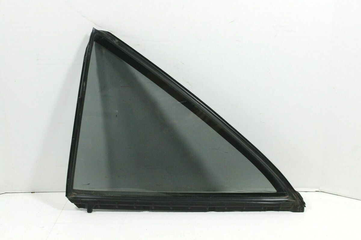 2007 2008 2009 2010 2011 Toyota Camry LH Left Rear Door Vent Window Glass  OEM