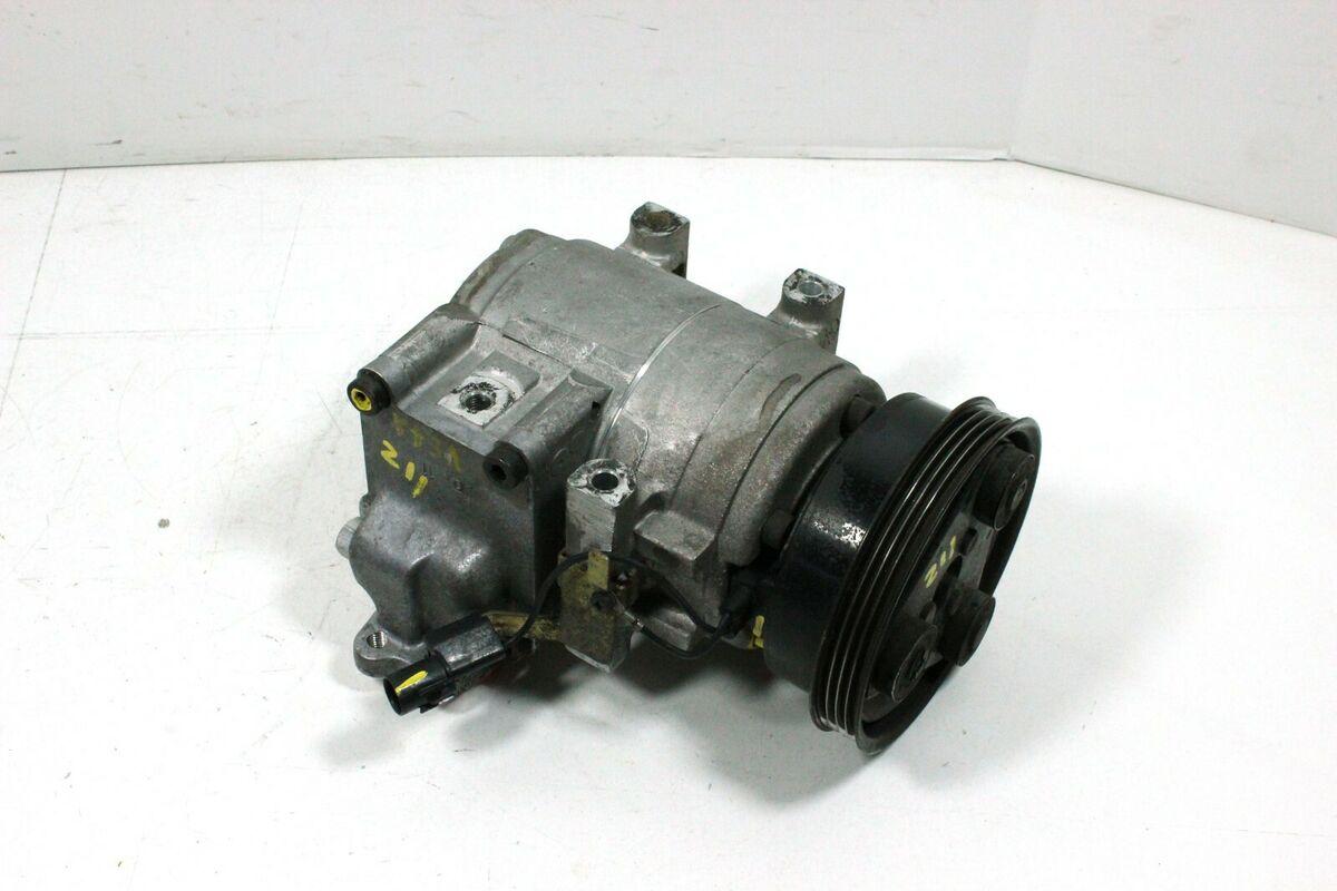 For 2001-2005 Santa Fe 2.7L V6 OEM Denso AC A//C Compressor NEW