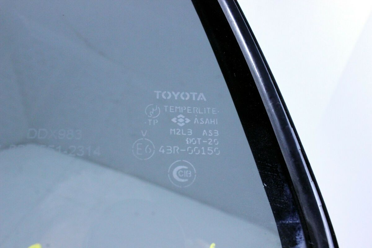 FITS 2001-2003 TOYOTA RAV4 PASSENGER RIGHT POWER HEATED MIRROR DOOR GLASS
