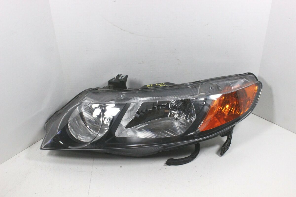Headlight for 2001-2002 HONDA ACCORD COUPE SEDAN Left Driver Side LH