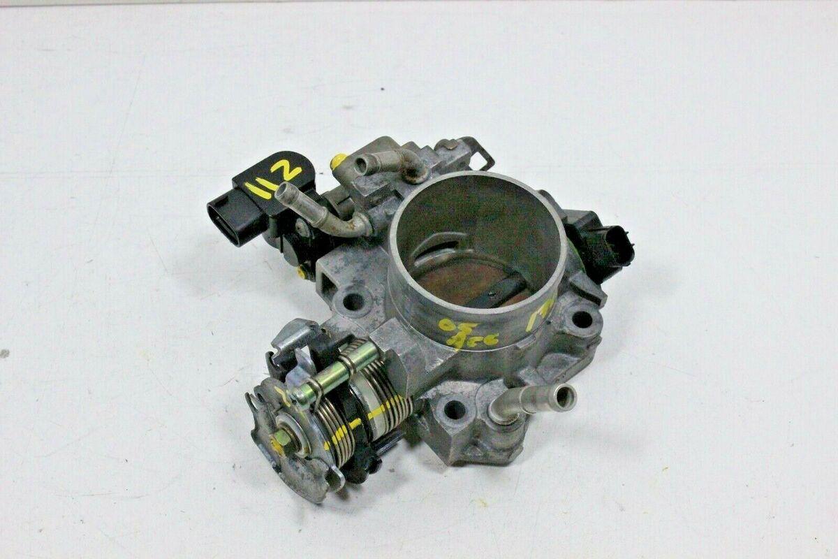 2003 2004 2005 Honda Accord LX EX EX-L Throttle Body 2 4L 5 Speed Manual OEM