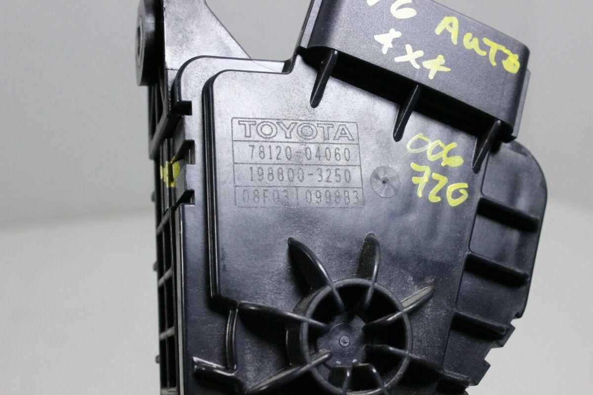 2005 2006 2007 2008 2009 Toyota Tacoma Accelerator Pedal 78120-04060 OEM 66K